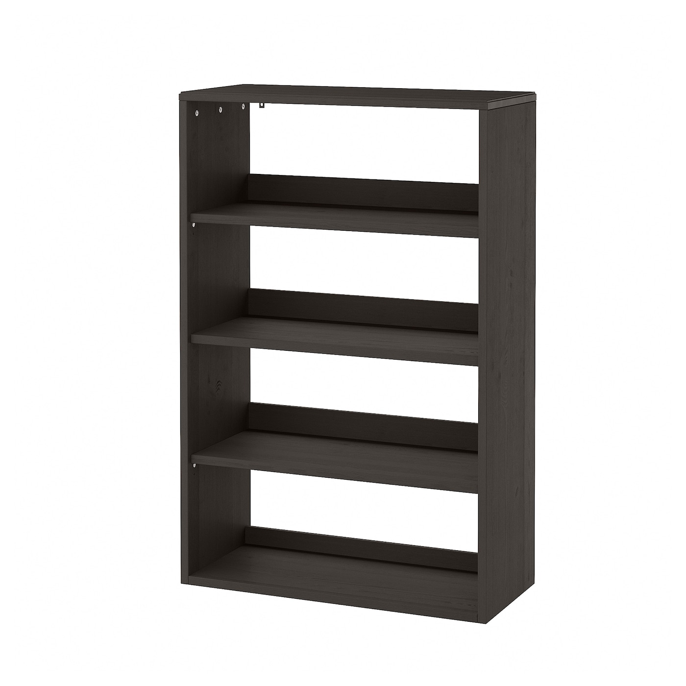 Havsta Shelving Unit Dark Brown Ikea Switzerland
