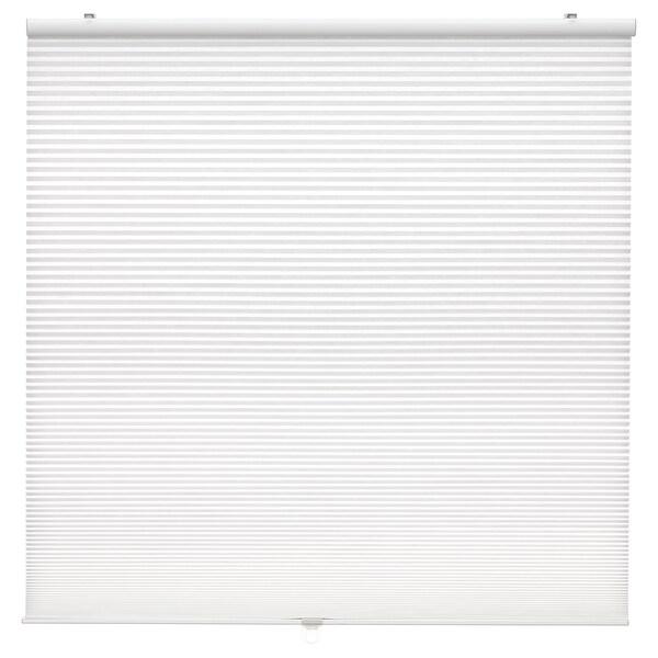 HOPPVALS Cellular blind, white, 80x155 cm