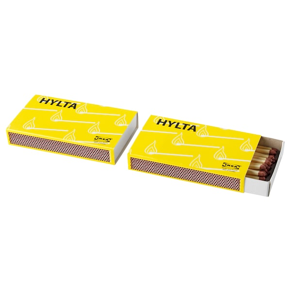 HYLTA Box of matches