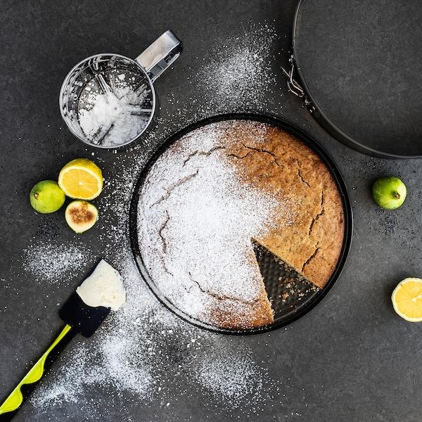 IDEALISK Flour sifter, stainless steel
