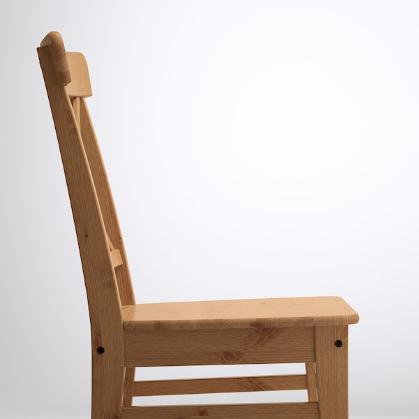 INGOLF Chair, antique stain