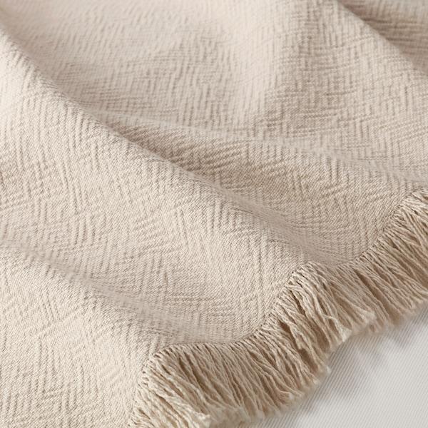 JOFRID Throw, natural, 150x200 cm