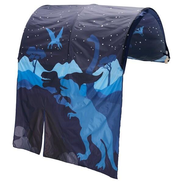 KURA Bed tent, dinosaur