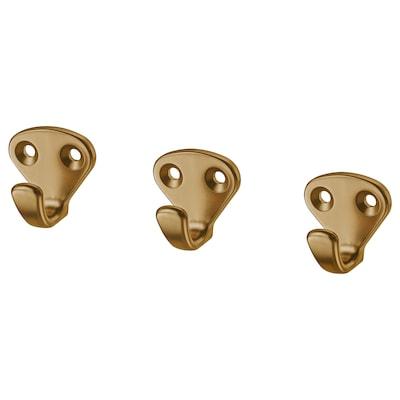 KVASP Hook, brass-colour