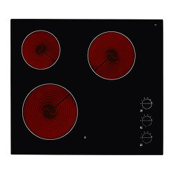 LAGAN HGC3K Glass ceramic hob