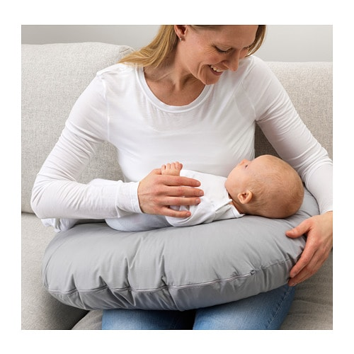 LEN Nursing pillow   A safe and comfortable position for you and your baby is important, especially when nursing or bottle feeding.