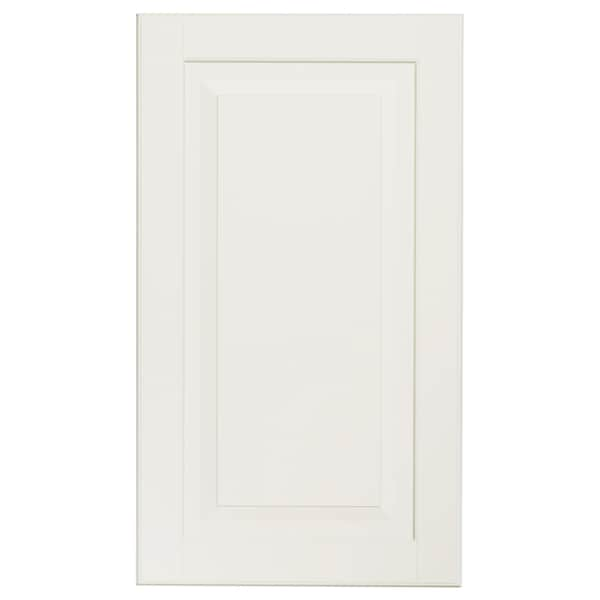 LILLBYN Front for dishwasher, off-white, 60x70 cm