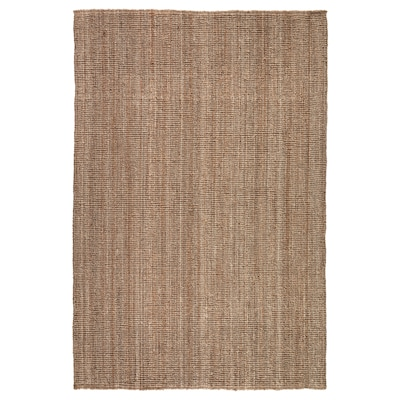 LOHALS Rug, flatwoven, natural, 160x230 cm