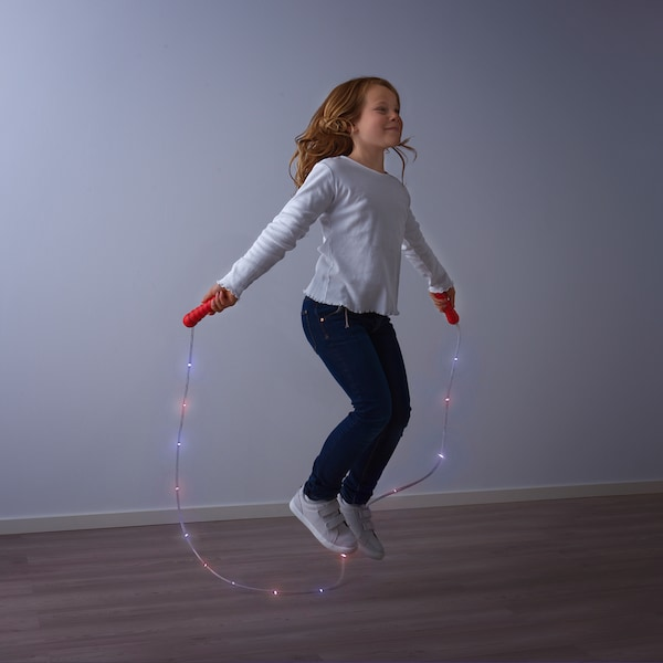 LUSTIGT Skipping rope with LED