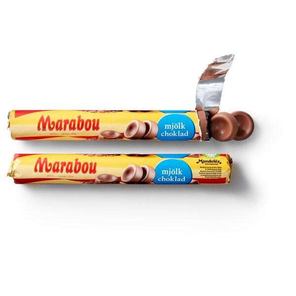 MARABOU Milk chocolate roll