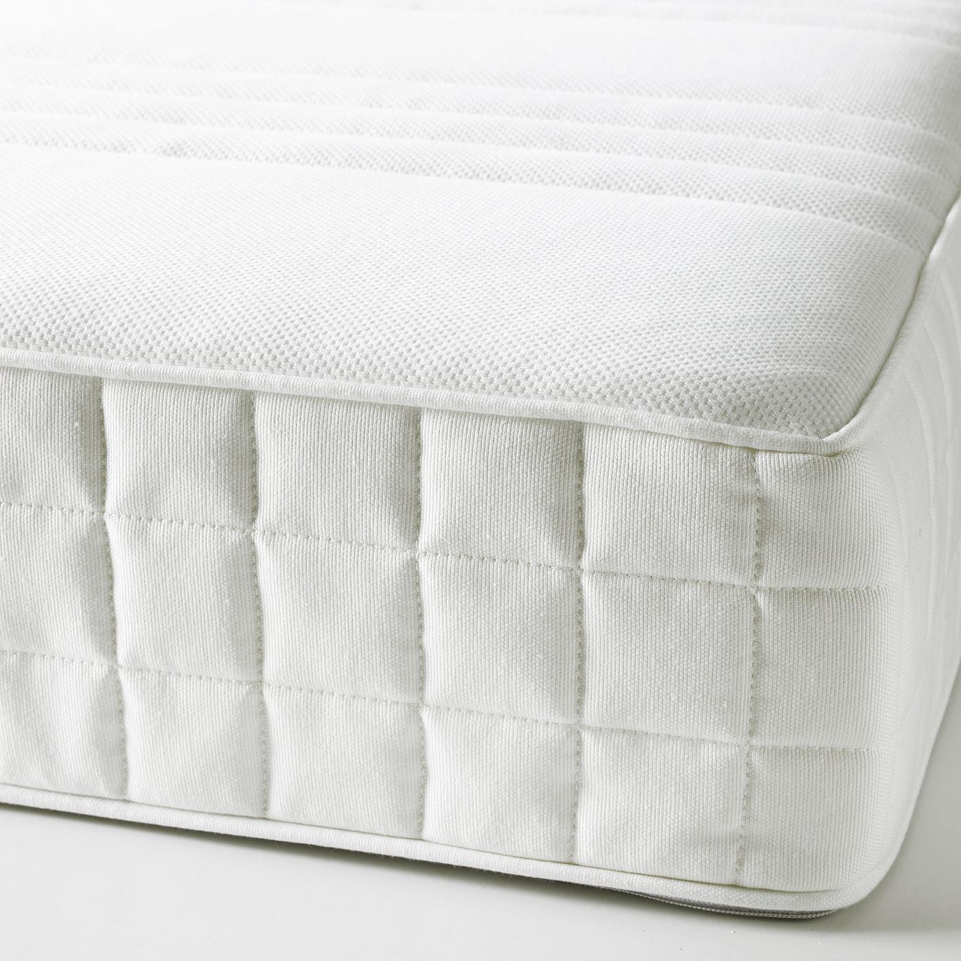 Pulire Materasso Memory Foam matrand memory foam mattress - firm, white 90x200 cm