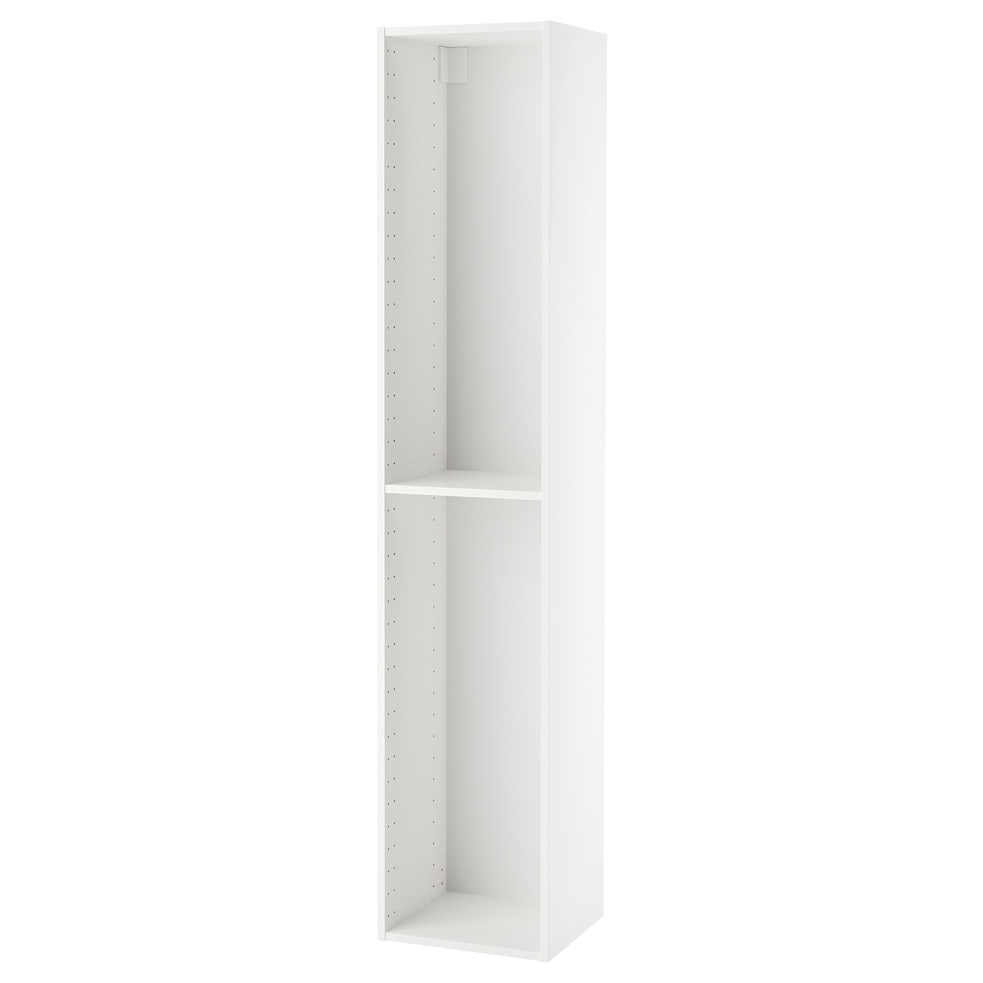 Metod High Cabinet Frame White Ikea Switzerland