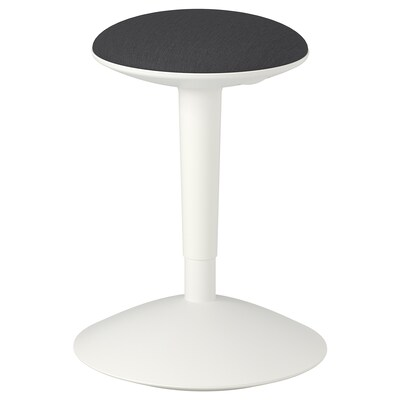 NILSERIK Standing support, white/Vissle grey