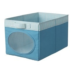 NÖJSAM box, blue