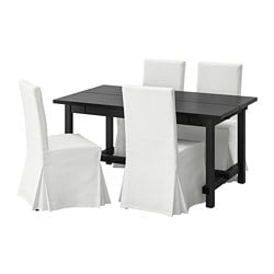 NORDVIKEN /  HENRIKSDAL Table and 4 chairs