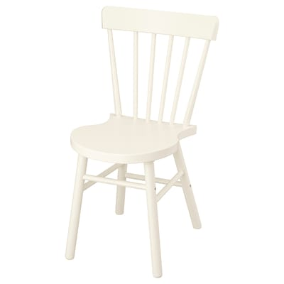 NORRARYD chair white 110 kg 47 cm 51 cm 83 cm 38 cm 41 cm 45 cm