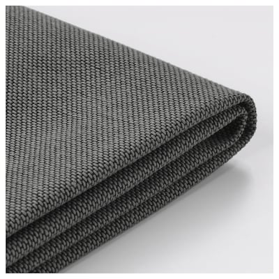 NORSBORG Cover for 2-seat section, Finnsta dark grey