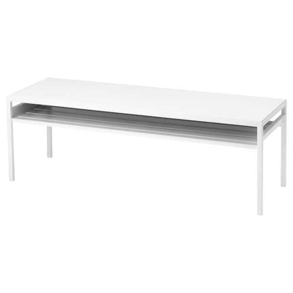 Magnificent Coffee Table W Reversible Table Top Nyboda White Grey Machost Co Dining Chair Design Ideas Machostcouk