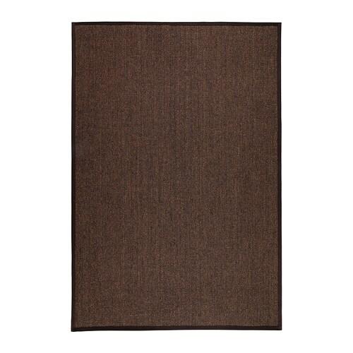 Ikea Sisalteppich osted rug flatwoven 133x195 cm ikea