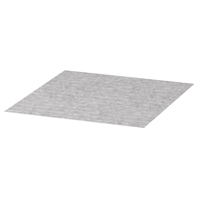 PASSARP Drawer mat, grey, 50x48 cm