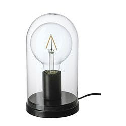 ROPUDDEN table lamp, dome