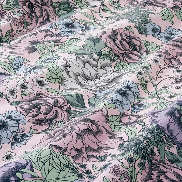 RUNDSTARR Duvet cover and 2 pillowcases, 240x220/50x60 cm