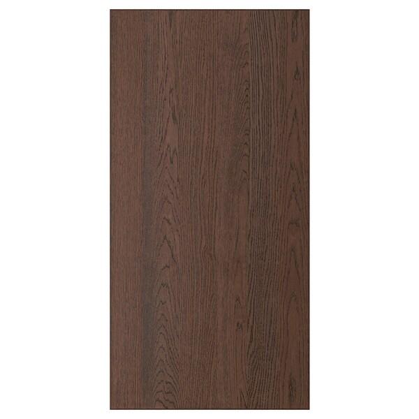 SINARP Door, brown, 60x120 cm