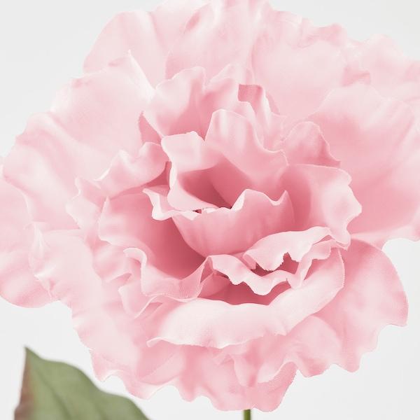 SMYCKA Artificial flower, Lisianthus/pink, 60 cm