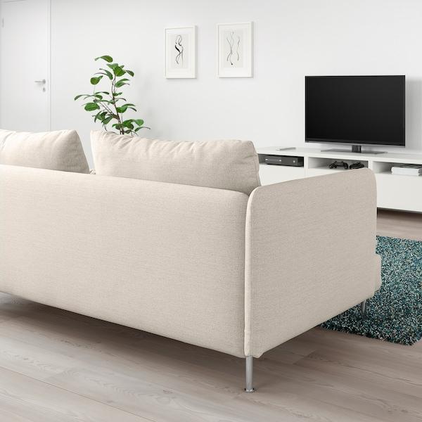 SÖDERHAMN 3-seat sofa, Gunnared beige