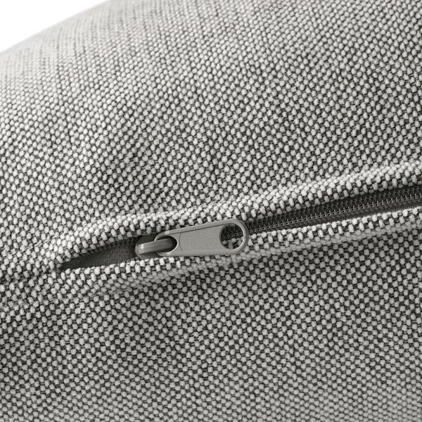 SÖDERHAMN Cover for corner section, Tallmyra white/black
