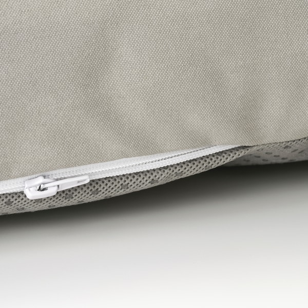 SOLLERÖN 4-seat conversation set, outdoor dark grey/Kuddarna grey