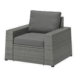 SOLLERÖN Armchair, outdoor CHF 289.00