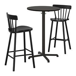 STENSELE /  NORRARYD Bar table and 2 bar stools