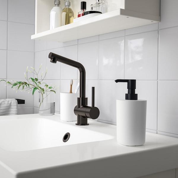 STORAVAN 3-piece bathroom set, white