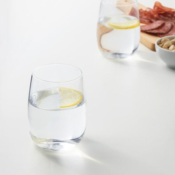 STORSINT Glass, clear glass, 37 cl