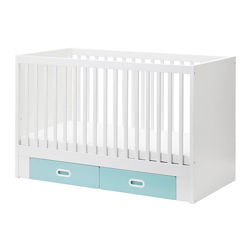Fesselnd STUVA / FRITIDS Cot With Drawers IKEA