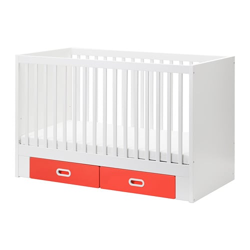 STUVA / FRITIDS Cot With Drawers IKEA