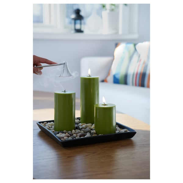 TRATT Candle snuffer, aluminium