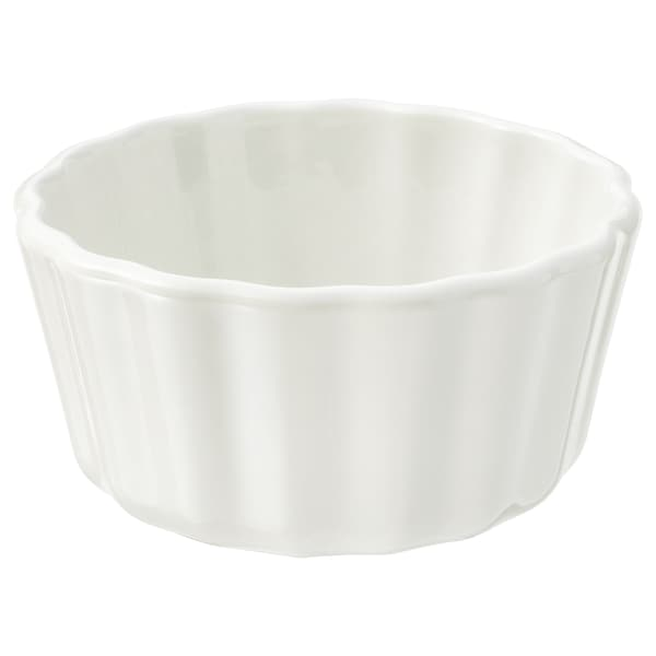VARDAGEN Pie dish, off-white, 11 cm
