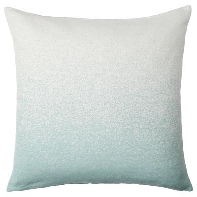 VIDESPINNARE Cushion cover, light blue, 50x50 cm