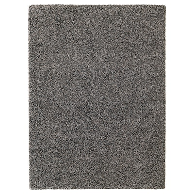 VINDUM rug, high pile dark grey 270 cm 200 cm 30 mm 5.40 m² 4180 g/m² 2400 g/m² 26 mm