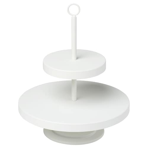 IKEA VINTERFEST Serving stand, two tiers