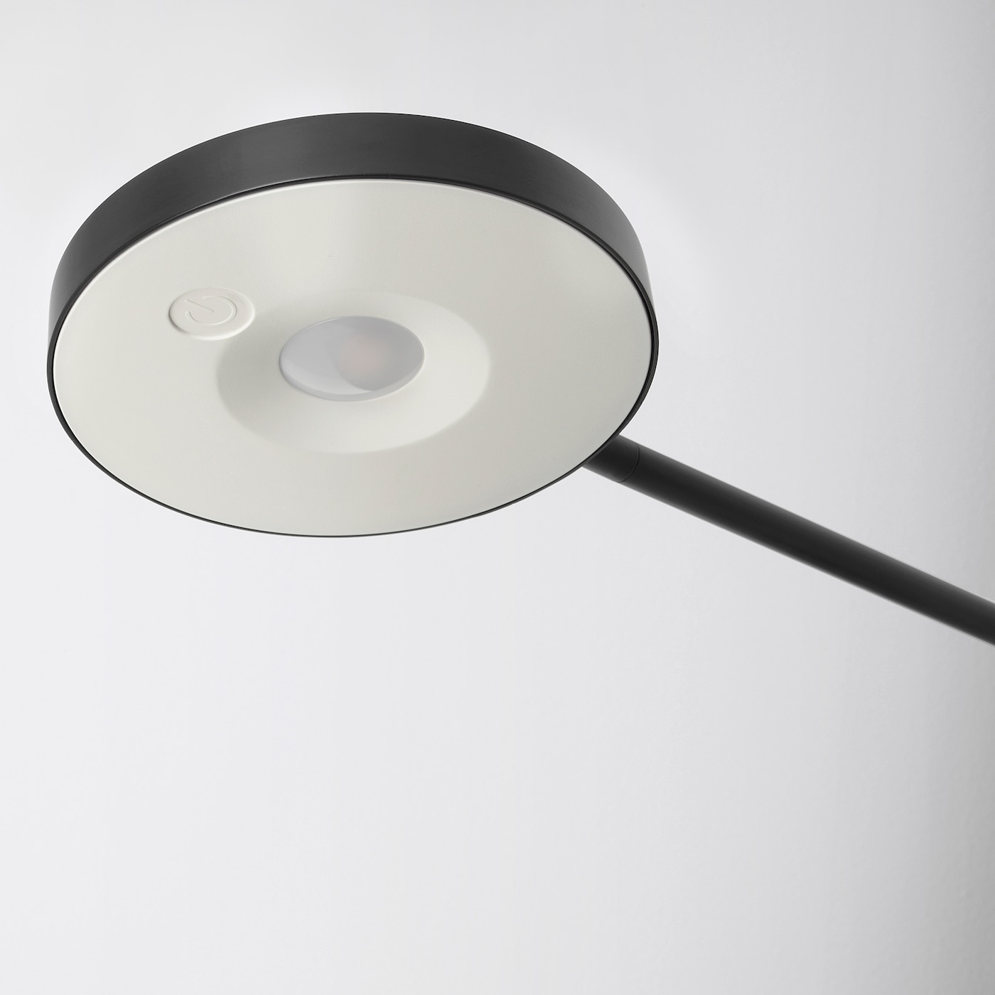 Ypperlig Led Floor Lamp Dark Grey Ikea Switzerland