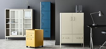 View all workspace storage series