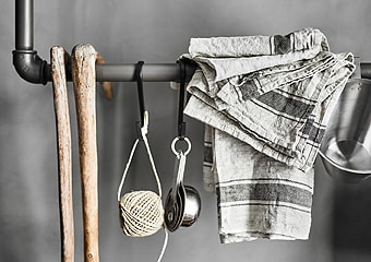 VARDAGEN kitchen textile collection