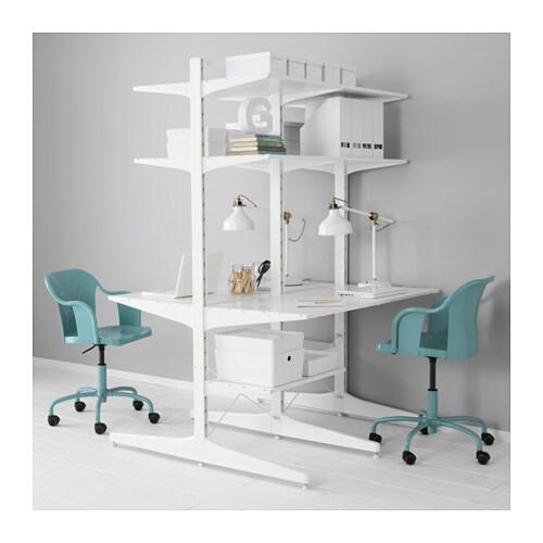 algot montant pied tablettes ikea. Black Bedroom Furniture Sets. Home Design Ideas