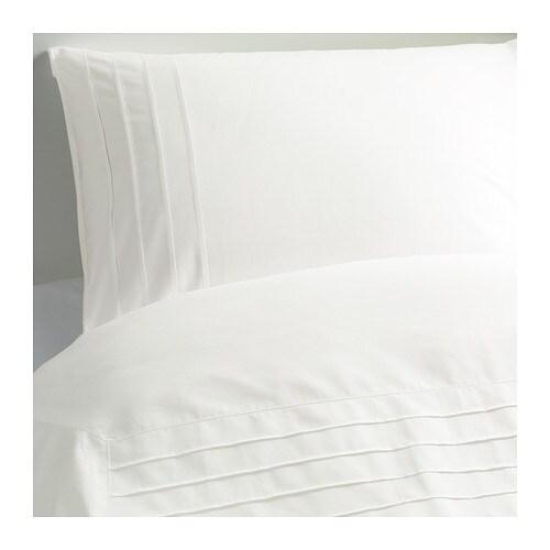 alvine str housse de couette et taie 150x200 50x60 cm ikea. Black Bedroom Furniture Sets. Home Design Ideas