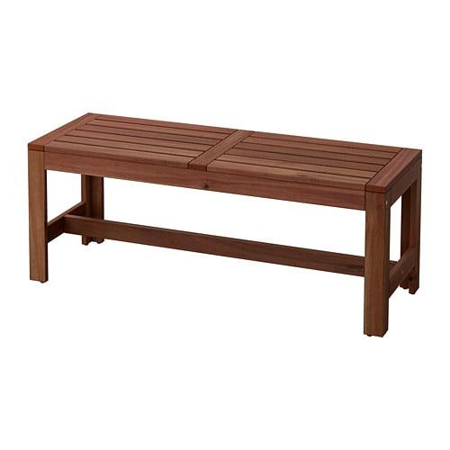 äpplarö Banc Extérieur Ikea