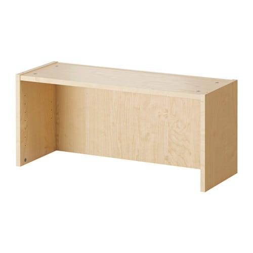 billy surmeuble plaqu bouleau ikea. Black Bedroom Furniture Sets. Home Design Ideas