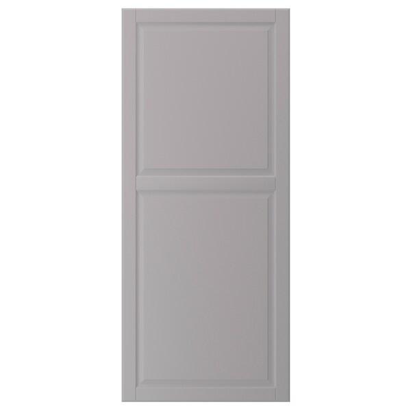 BODBYN Porte, gris, 60x140 cm